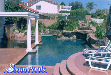 Six Steps To Paradise Custom Pool Designs In Southern And Northern California
