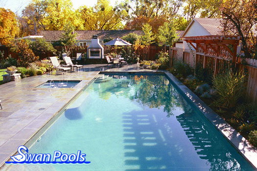 Swan Pools Swimming Pool Gallery Perfect For Entertaining