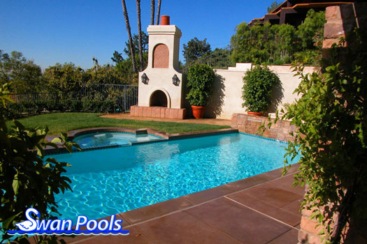 Swan Pools Swimming Pool Gallery Simple Elegance