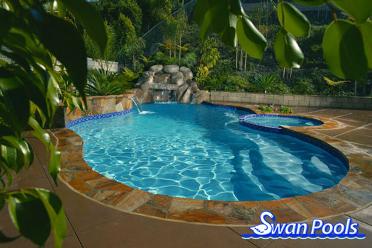 Swan Pools Swimming Pool Gallery A Jewel In The Forest