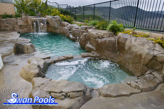 Swimming Pool Design Gallery Swan Pools Custom Designs