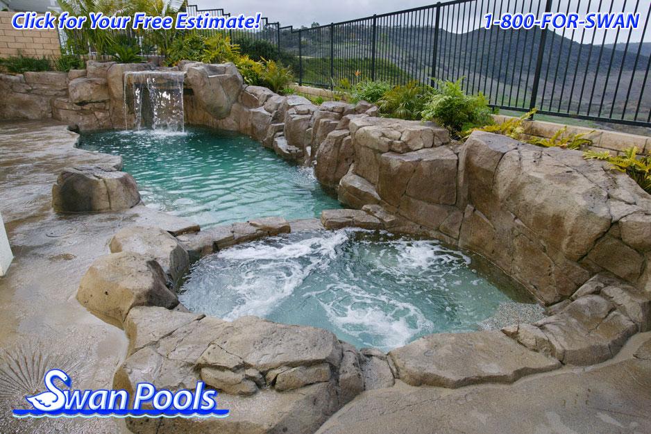 Swan Pools 39 Swimming Pool Gallery Natural Hot Spring