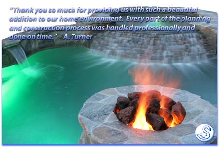 Custom Swimming Pools In California Pool Designs